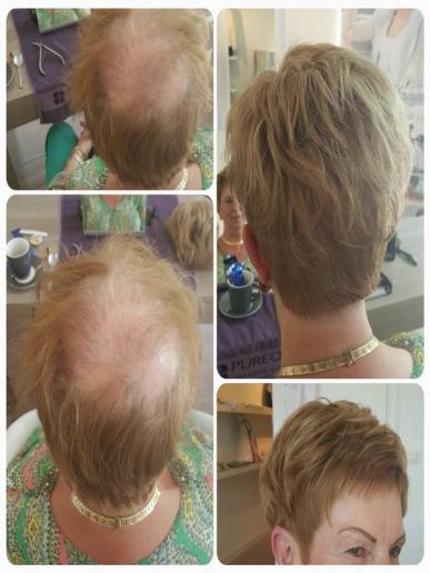 Haarwerken Saskia. Pure Hair Kapsalon